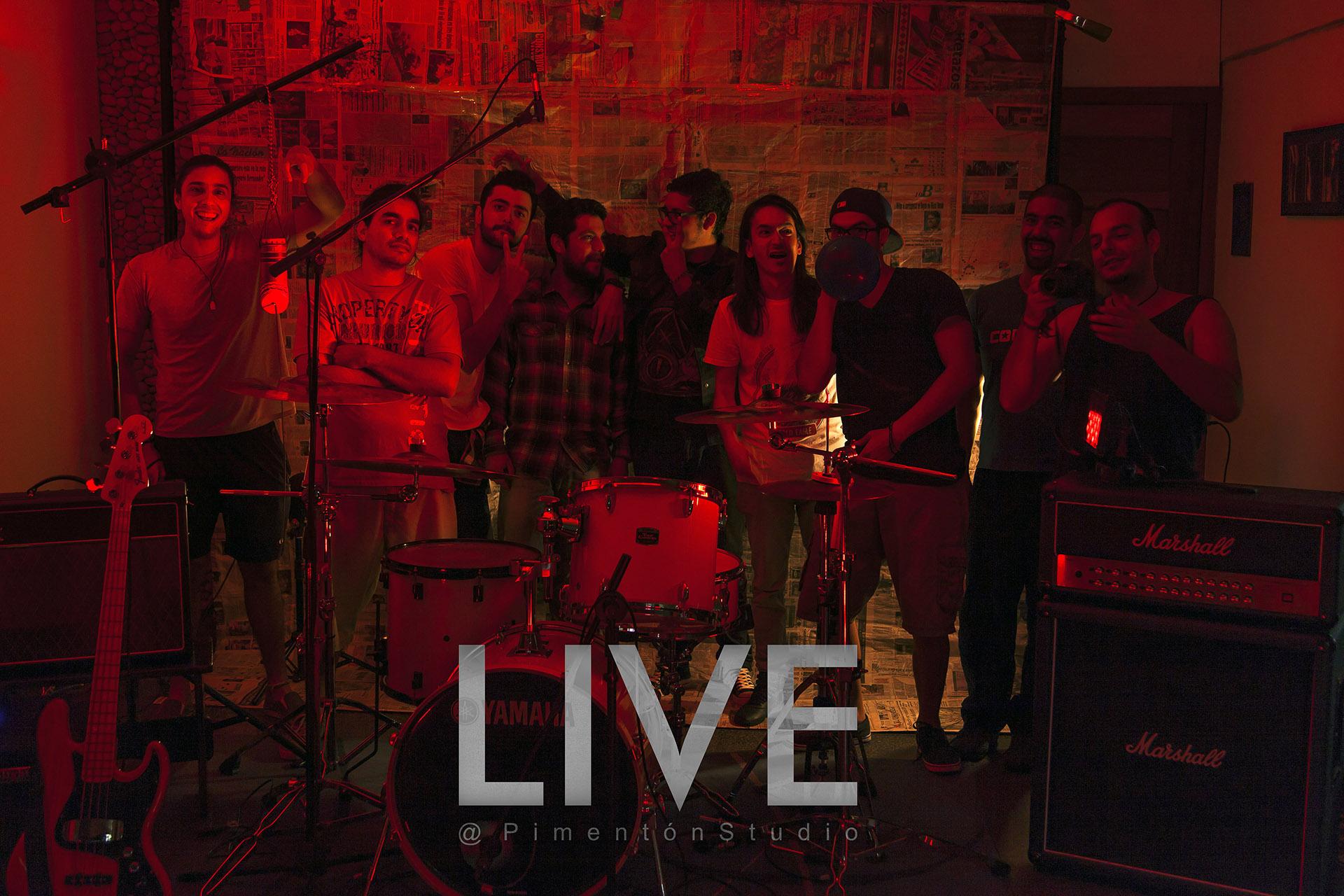 Veneno Hill Live@PimentonStudio